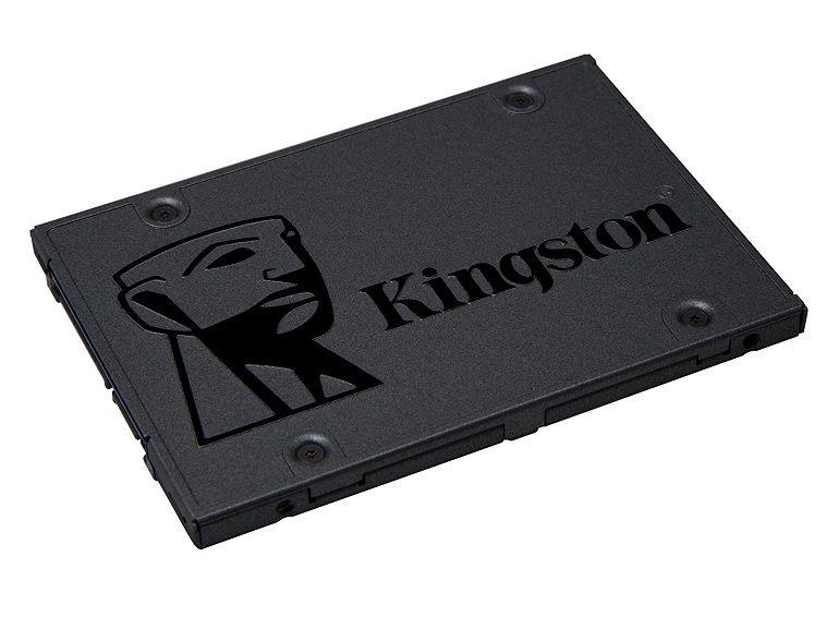 Bon plan : les SSD Kingston A400 240 Go et 480 Go à partir de 29,99€ sur Amazon