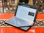 Lenovo dévoile le ThinkPad X1 Fold, premier pc portable à écran pliable