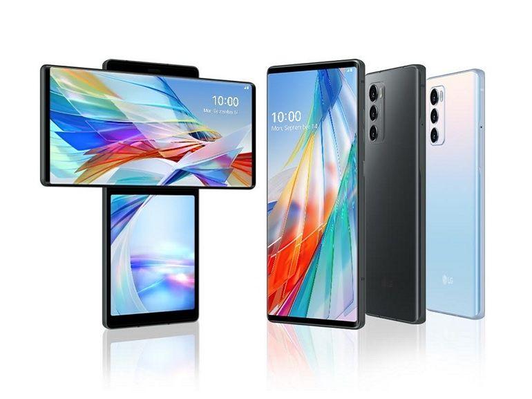 LG Wing : le smartphone au double écran rotatif est prêt à prendre son envol… ou presque