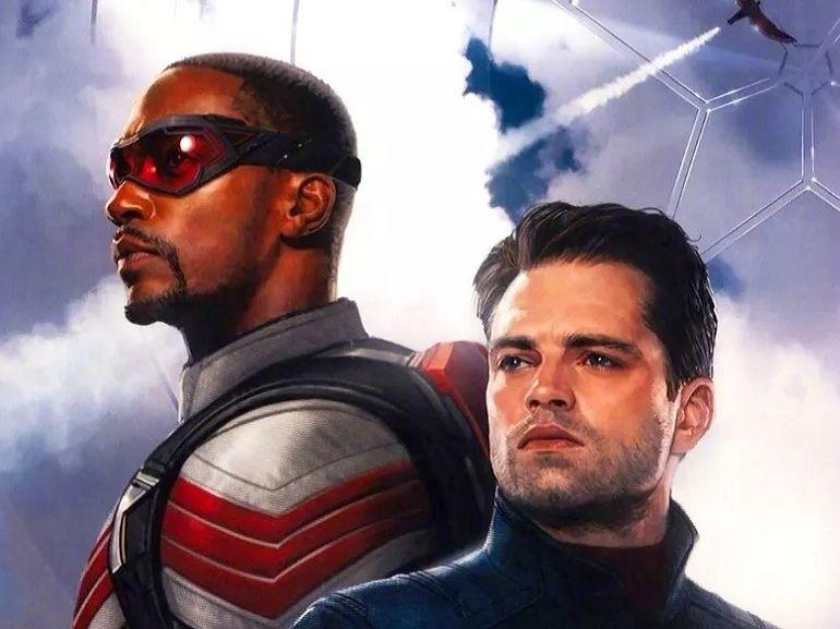 Disney+ : pas de série The Falcon and the Winter Soldier avant 2021