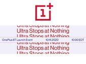 OnePlus 8T : le fondateur de OnePlus confirme qu'il n'y aura pas de variante