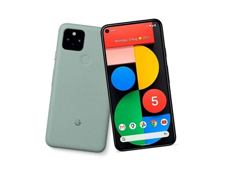 Pixel 5 officiel : Google propose un téléphone 5G au positionnement intéressant