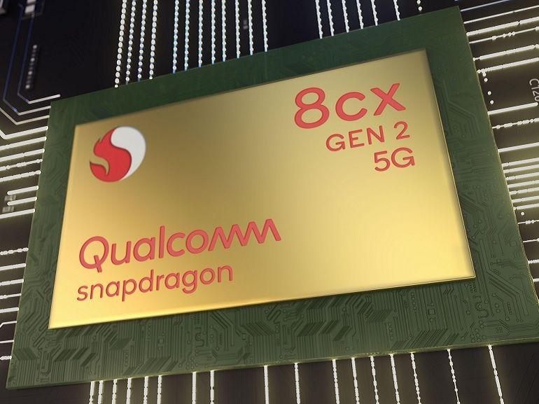 Qualcomm 8cx Gen2 : la plateforme pour les PC toujours connectés reçoit la 5G