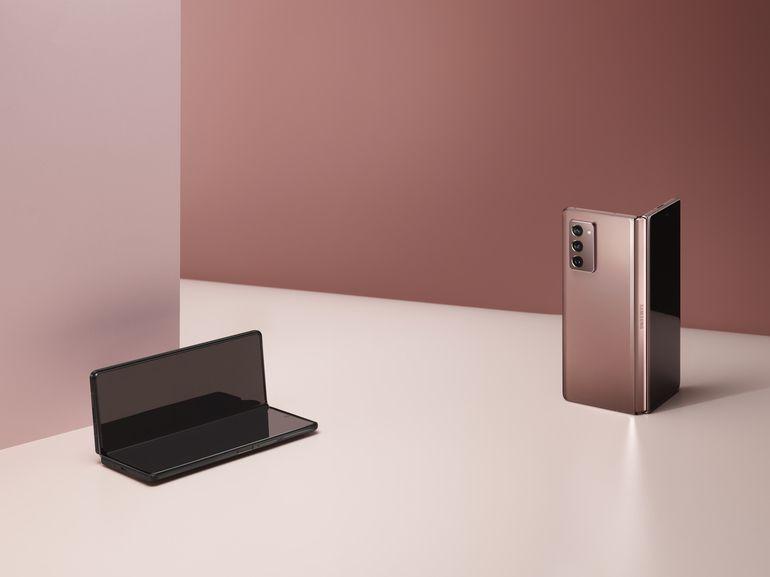 Samsung Galaxy Z Fold 2 dévoilé (partie 2) : le meilleur des deux mondes