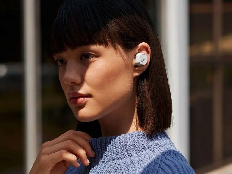 Sennheiser présente de nouveaux écouteurs True Wireless moins chers et un micro hyper compact