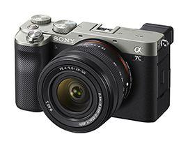 Sony A7C : le plus petit appareil photo plein format jamais conçu