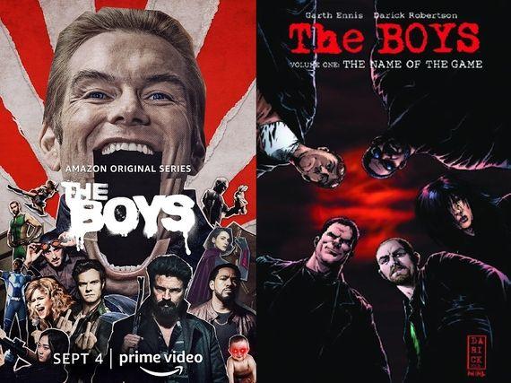 The Boys (Prime Video) : anecdotes, comics, casting... tout ce que vous ne savez (peut-être) pas