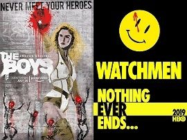 The Boys (Amazon Prime Video) vs. Watchmen (OCS) : quelle est la meilleure série ?