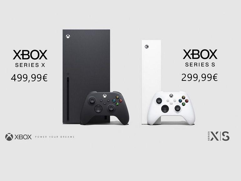 Microsoft officialise le prix et la date de sortie de la Xbox Series X