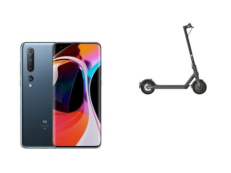 Bon plan : Xiaomi Mi 10 + trottinette Mi Electric Scooter Essential à 749€ au lieu de 1098