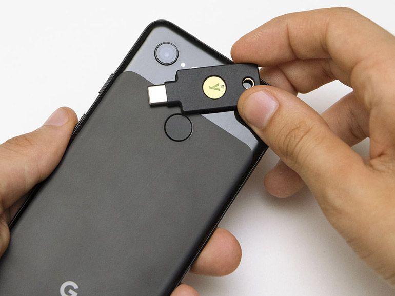 Yubikey 5C NFC : la nouvelle clé UBS-C/NFC pour la double authentification de Yubico