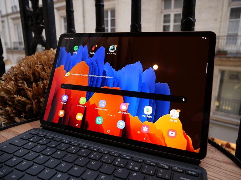Test de la Samsung Galaxy Tab S7+ : l'iPad Pro 2020 a trouvé sa pire ennemie