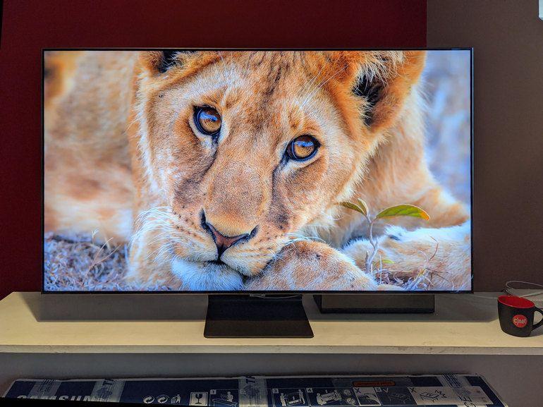 Test TV Samsung QLED QE55Q95T : des améliorations, mais aussi quelques régressions