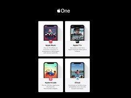 Apple One, l'offre tout-en-un d'Apple arrive en France à partir de 14,95€