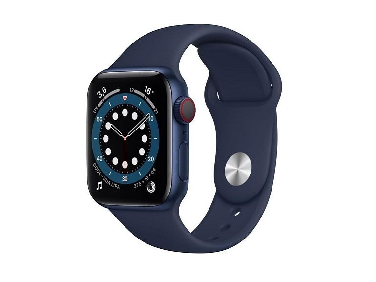 Bon plan : l'Apple Watch Series 6 (GPS+Cellular) 40 mm est à 479€ au lieu de 529