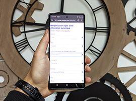 Attestation de déplacement sur smartphone : comment générer le document