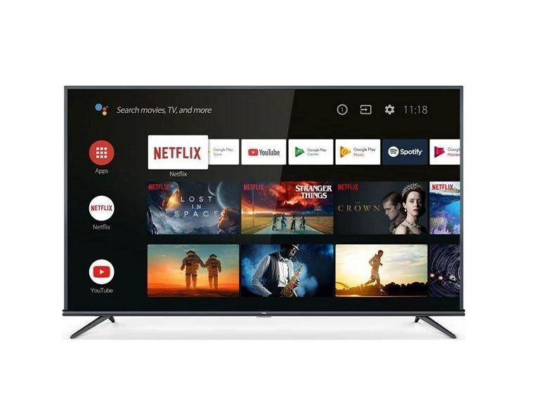 Bon plan : le téléviseur TCL 4K HDR, 139 cm avec Android TV est à 349,99€ au lieu de 610