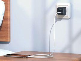 Bon plan : un chargeur secteur USB-C Power Delivery 3.0 18W à 8,99€