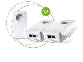Test du Devolo Magic 2 WiFi next :  le CPL et sans fil font bonne entente dans un réseau maillé