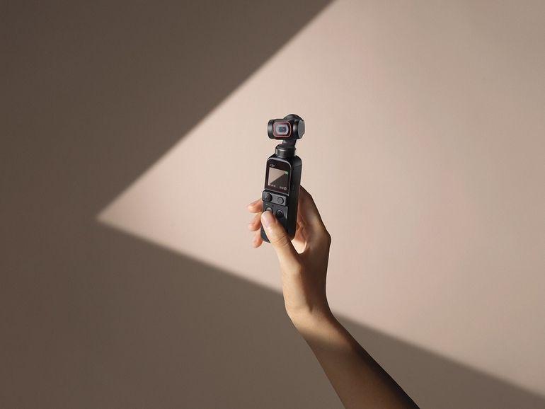 DJI Pocket 2 : la caméra stabilisé du fabricant revient dans une nouvelle version plus mature