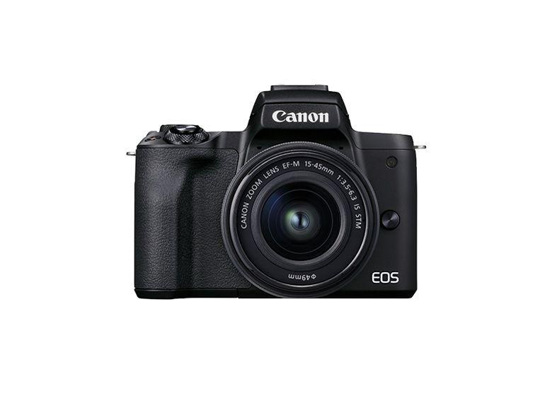 EOS M50 Mark II : Canon renouvelle timidement son hybride APS-C