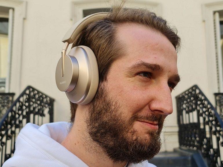Prise en main du Huawei FreeBuds Studio : que vaut le premier casque audio de la marque ?