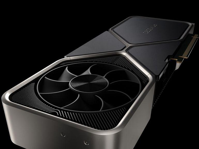 Après plusieurs semaines de pénurie, les GeForce Serie 3000 sont en cours d'approvisionnement