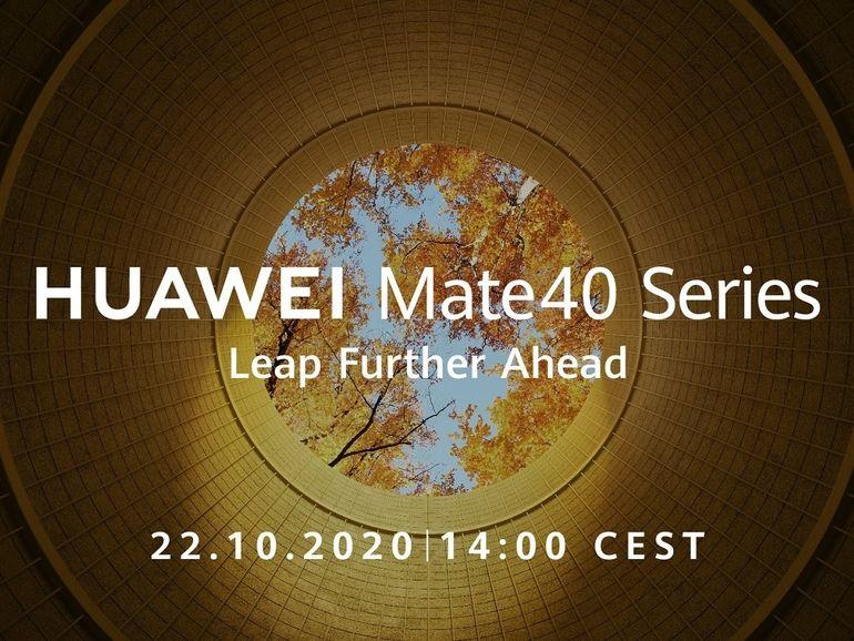 Huawei : comment suivre la conférence du 22 octobre et à quoi faut-il s'attendre ?