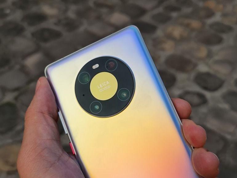 Prise en main du Huawei Mate 40 Pro : un nouveau fleuron pensé pour la vidéo
