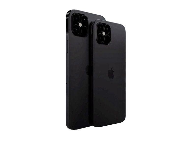 Première image de l'iPhone 12 ? Le design inspiré de l'iPhone 5 se confirme