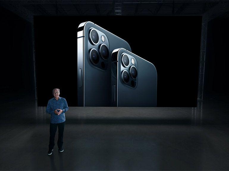 Apple a annoncé l'iPhone 12 Pro Max, le plus grand des iPhone