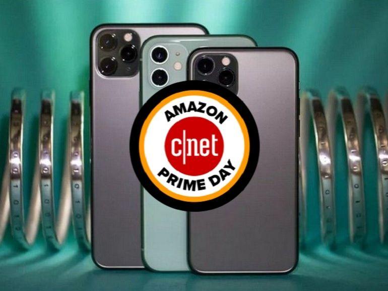 Amazon Prime Day : le top des offres smartphones à saisir ce mercredi