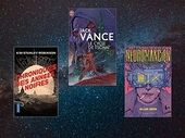 Couvre feu : 3 livres de SF à découvrir à la maison