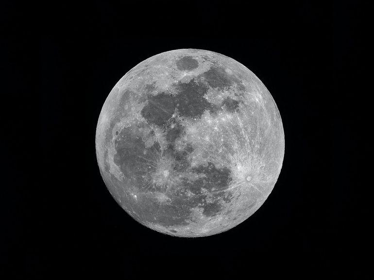 Nokia prépare l'arrivée de la 4G sur la Lune pour les futurs colons