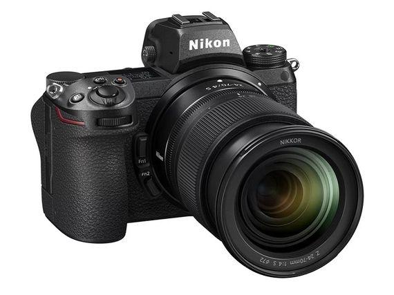 Nikon Z7 II et Z6 II : 4K 60p, Cartes SD UHS-II, double processeur et... c'est tout