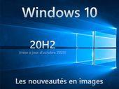Windows 10 20H2 : les nouveautés en images