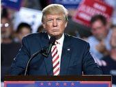 Le site Web de campagne de Donald Trump piraté
