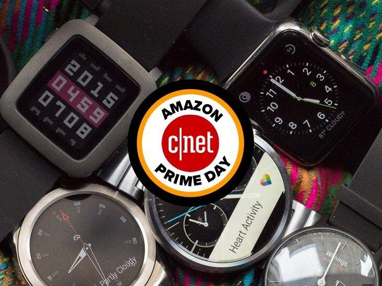 Amazon Prime Day : les meilleures offres montres et bracelets connectés à la loupe