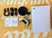 Unboxing de la PS 5 : découvrez le contenu de la boite