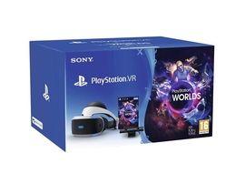 Bon plan : le pack Sony PlayStation VR + PS Camera + PS Worlds est à 199€ sur Amazon [-34%]