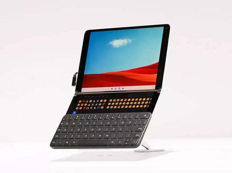 Surface Duo : finalement, la tablette à double écran de Microsoft n'arriverait pas avant 2022