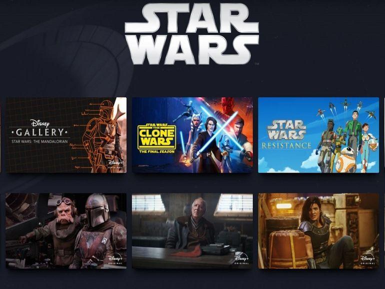 Avec The Mandalorian, les (autres) excellents films et séries Star Wars à voir sur Disney+