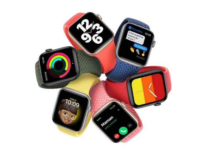 Test de l'Apple Watch SE : le compromis prix-performances parfait