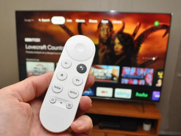 Test - Google Chromecast 2020 : une interface et une télécommande, ça change tout