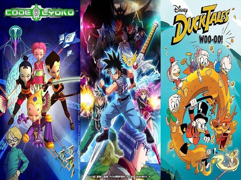 Sur Netflix, ADN ou Disney+ : 3 tops séries animées à voir ou revoir sans hésiter