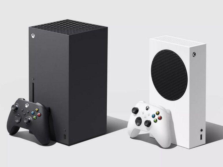Xbox Series X : les jeux disponibles au lancement