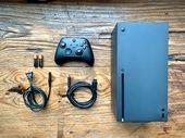 Unboxing de la Xbox Series X : découvrez le contenu de la boite avant son lancement