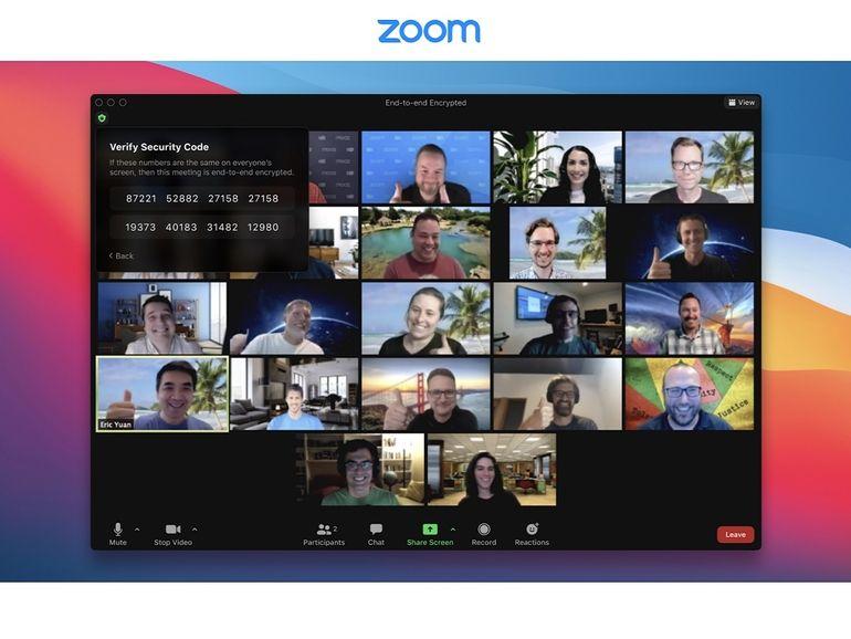 Zoom : le chiffrement de bout en bout disponible en bêta-test
