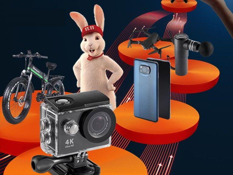 AliExpress Double 11 : préparez-vous à 48 heures de ventes flash non-stop !