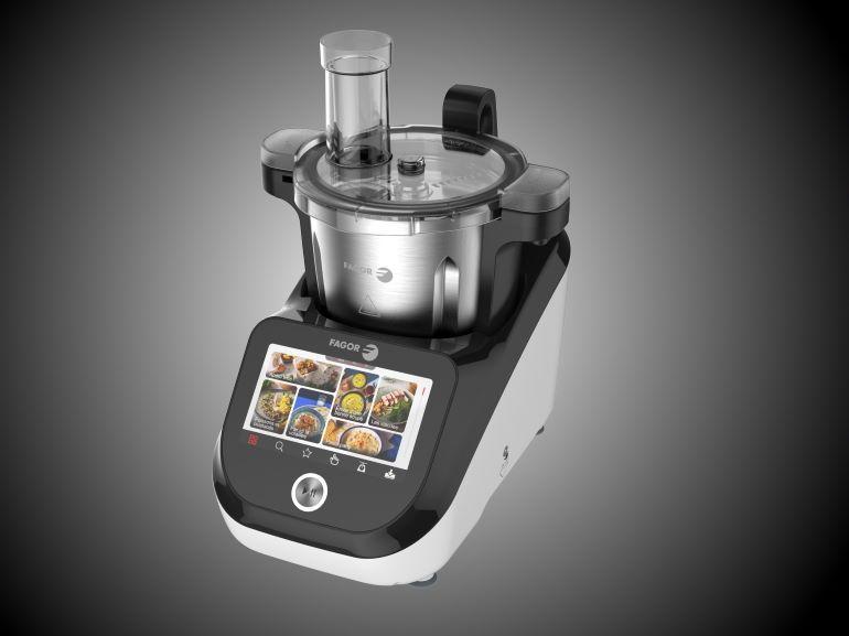 Vente flash Carrefour : le robot multifonction connecté Fagor Compact à 269 euros
